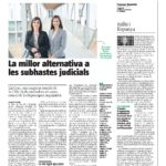 LitiGest al suplement Diners de La Vanguardia